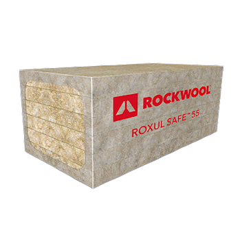 ROCKWOOL ROXUL SAFE™ 55 & 65