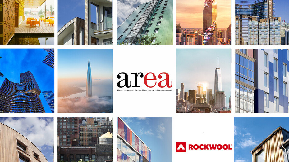 Architectural Review Emerging Architect award and ROCKWOOL. World Architecture Festival 2019