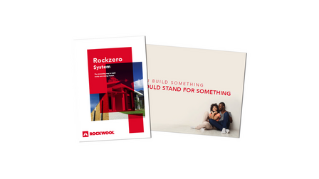 Rockzero System, Homeowners guide cover