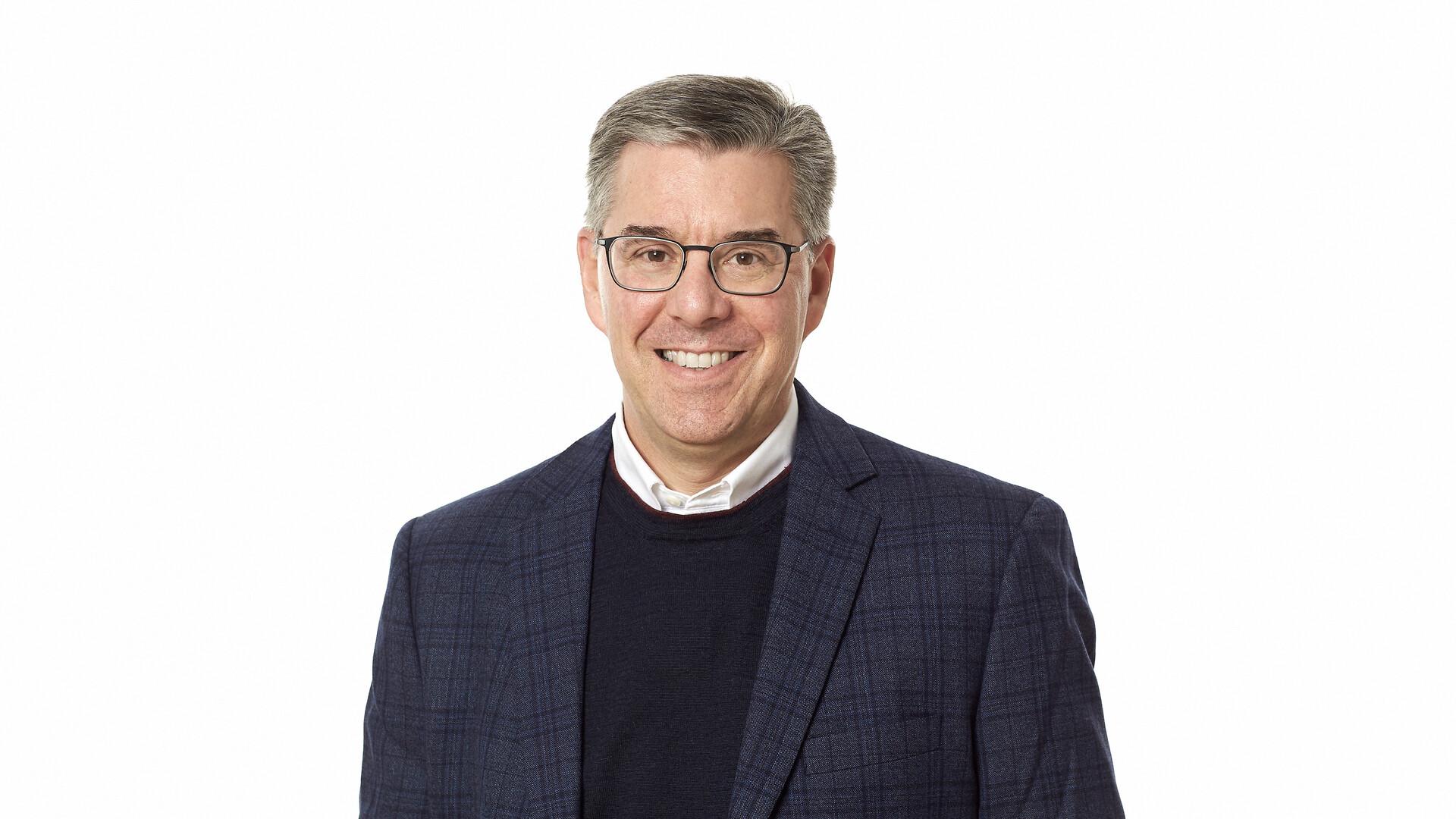 Michael Zarin, Vice President, Group Communications