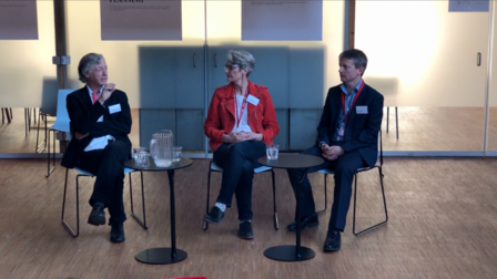Talk on urban regeneration