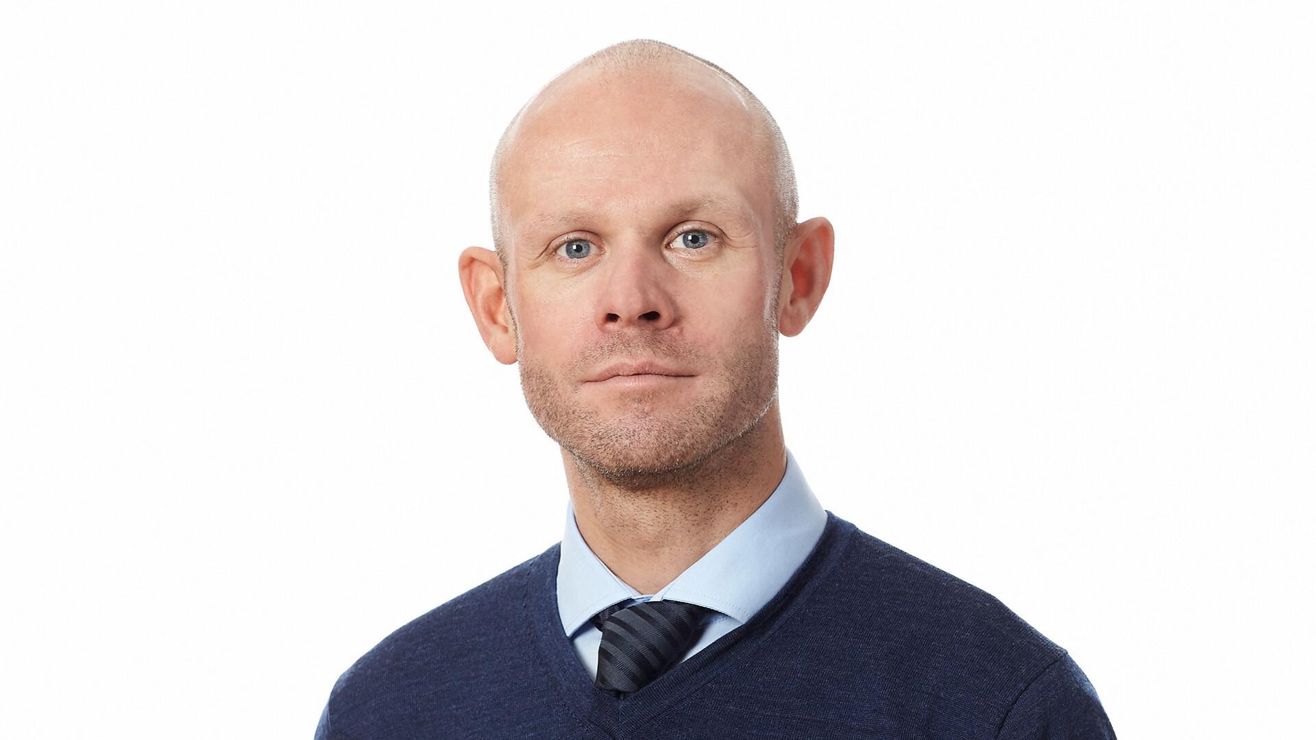 Jan Simonsen, Senior Marketing Campaign Consultant, Group Marketing and Branding