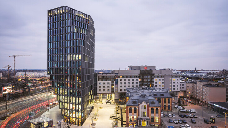 Case Study, Baltyk Tower