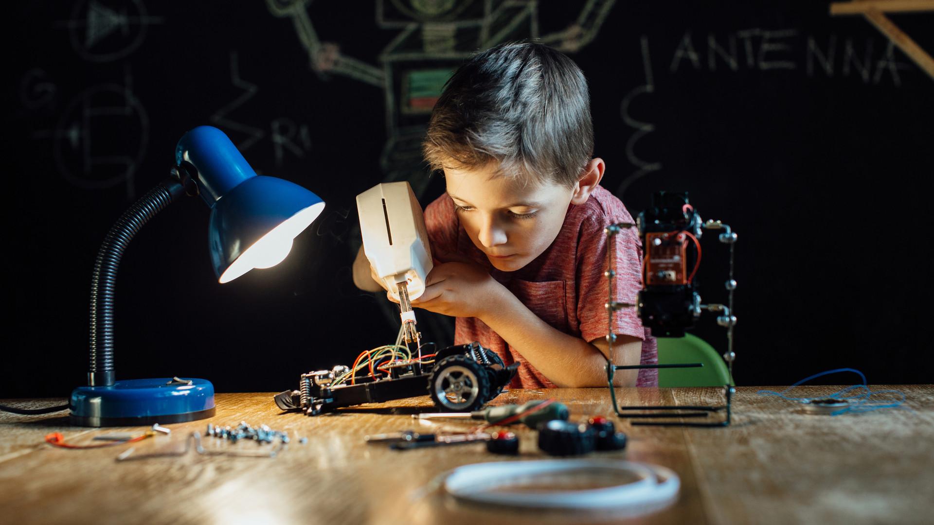 Child, Kid, Creativity, Home, Innovation