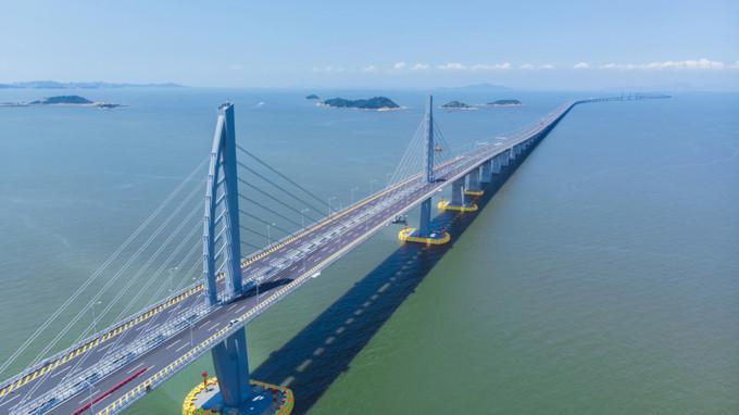 Case Study,  Macao Bridge, Macau Bridge