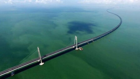 Hong Kong-Zhuhai-Macau Bridge