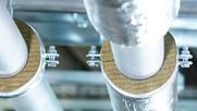 Sistema TECLIT, aislamiento de tuberías de calefacción y refrigeración