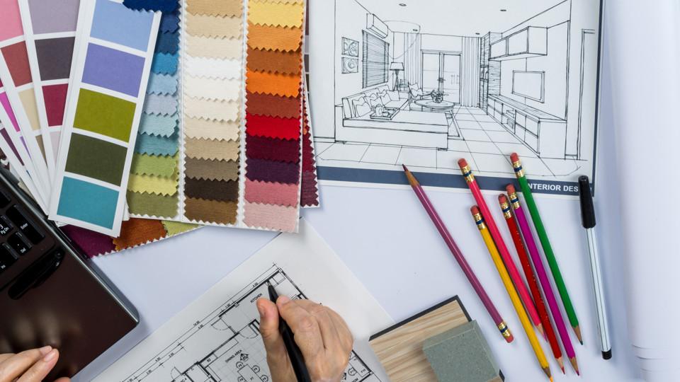Interior, Design, Stakeholder, Sketch, Colours