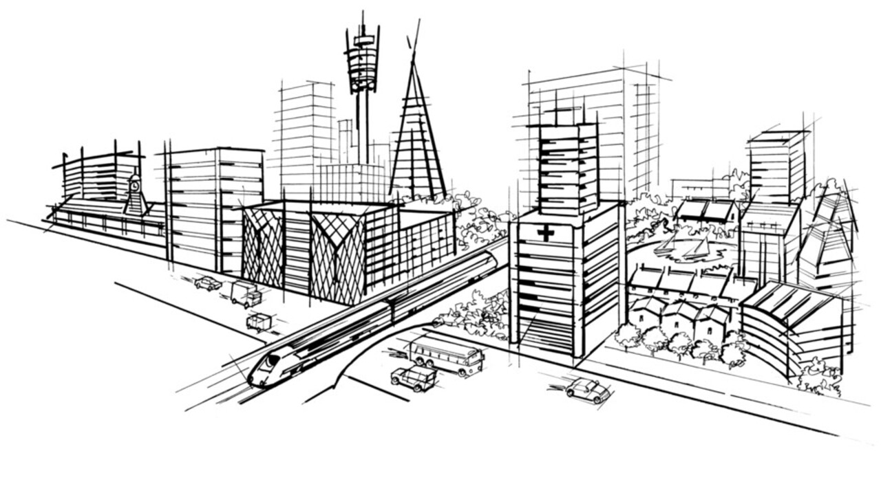 Cityscape JPG From ROCKWOOL Group Sustainability Report