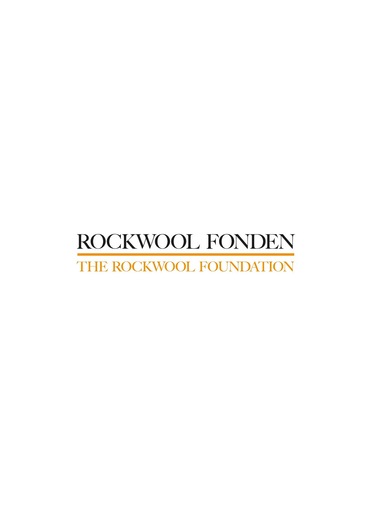 1981 - The ROCKWOOL Foundation