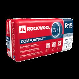 COMFORTBATT® semi-rigid batt insulation for thermal resistance in wood and steel framing
