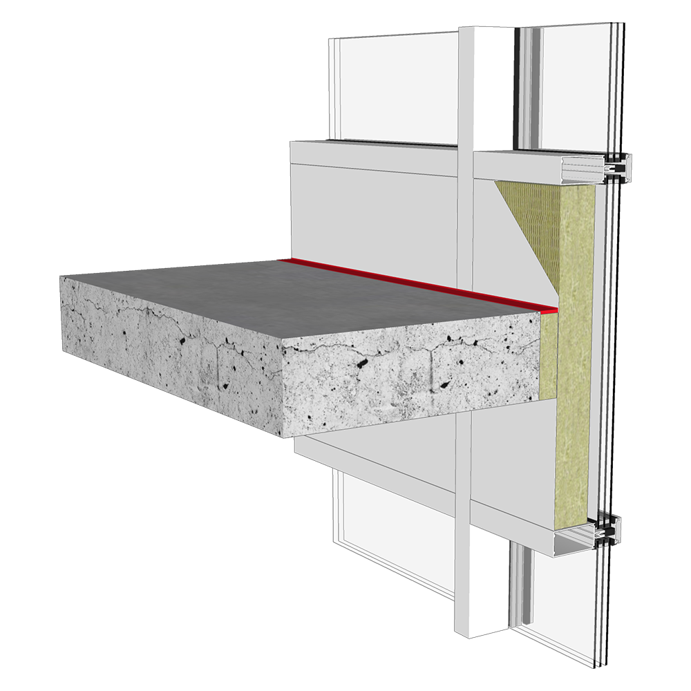 Firestopping Insulation Rockwool