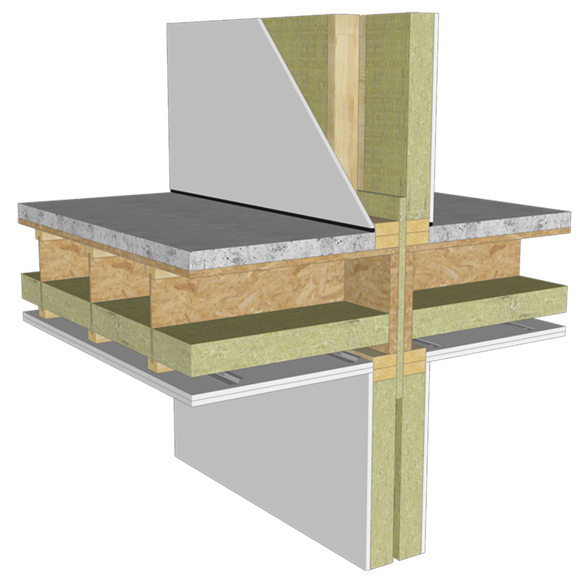 Interior Wall Insulation Rockwool
