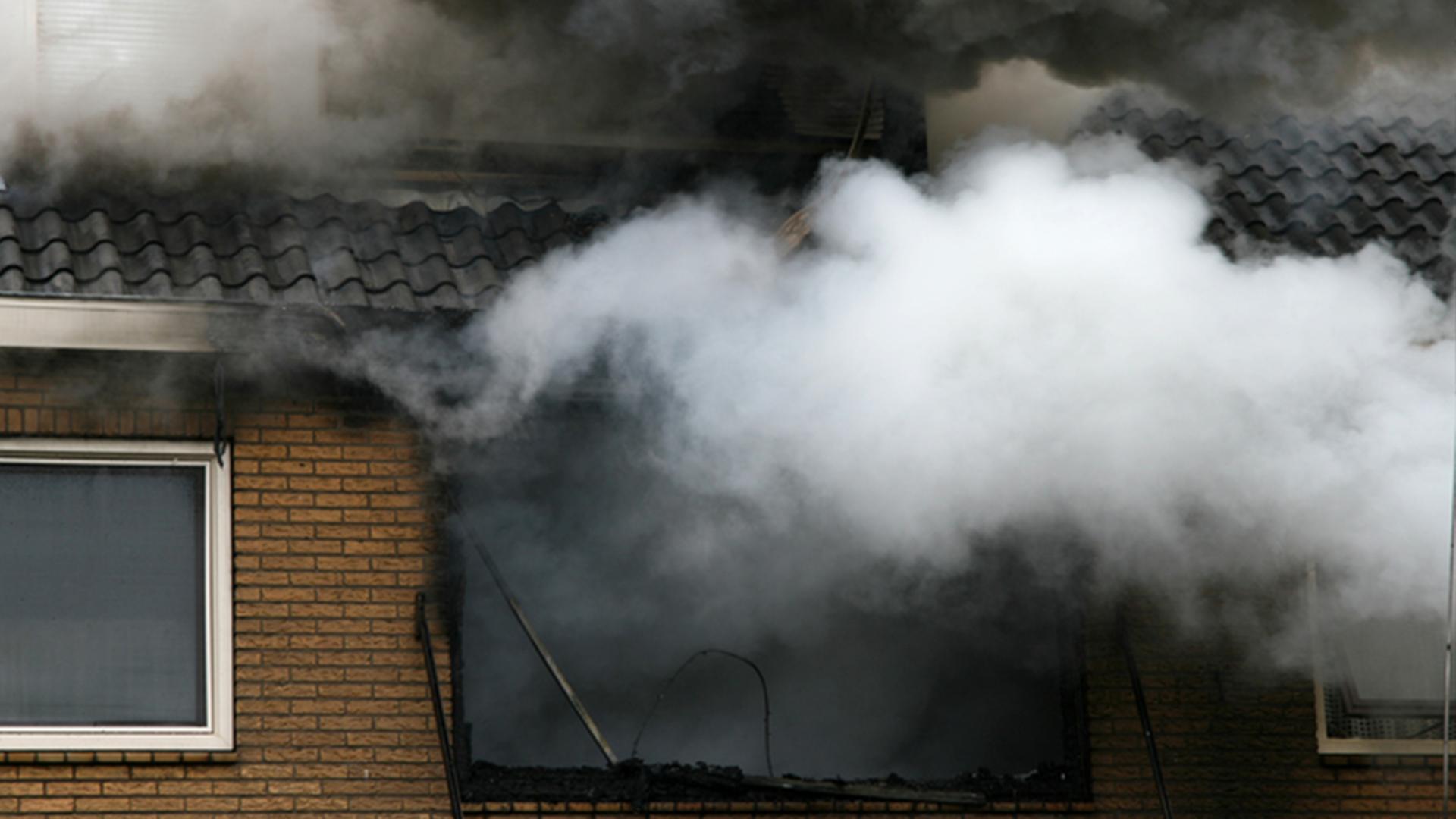 Smoke Kills More People Than Fire Rockwool