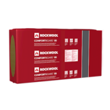 COMFORTBOARD™ 80 rigid mineral wool continuous insulation sheathing board